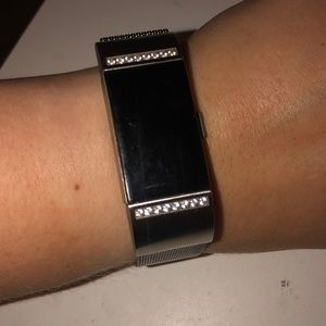 Fitbit Charge 2 Small with Stainless Steel Band